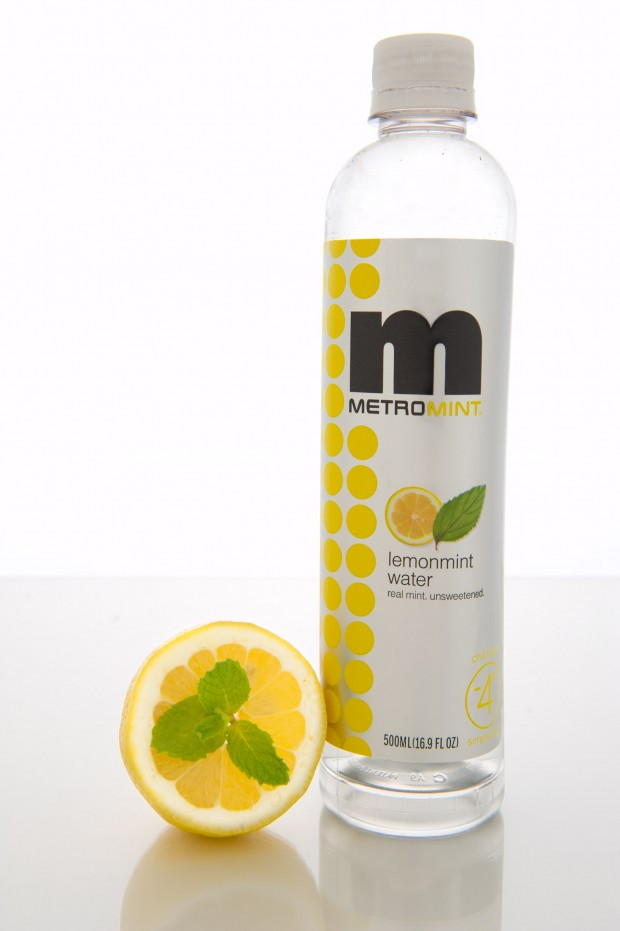 Metromint water SOMA Beverage Company San Francisco