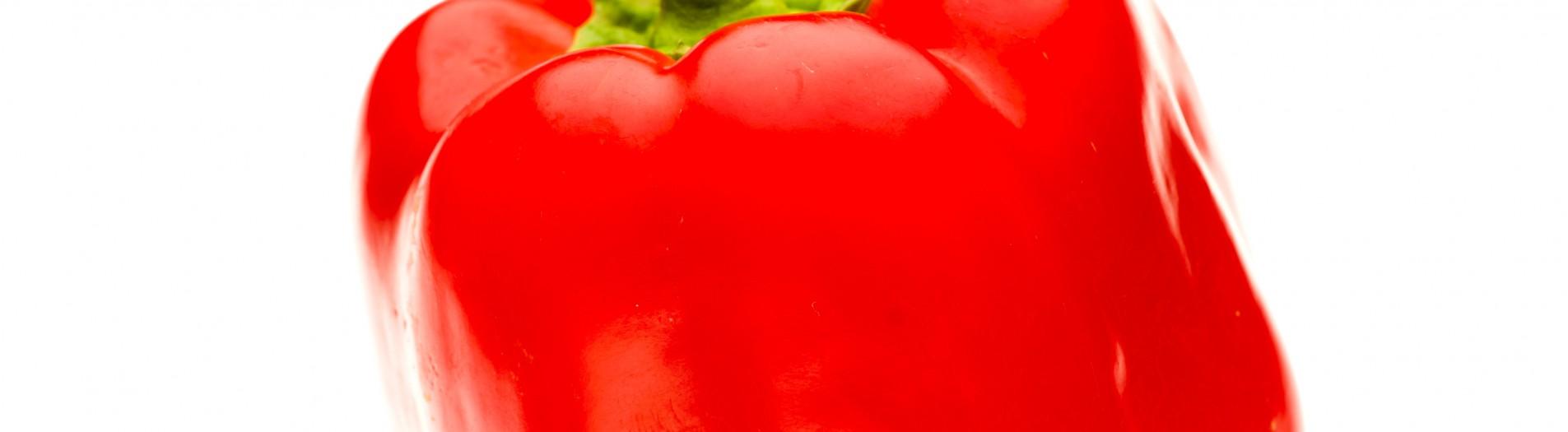 High-Key Veggies and Fruit