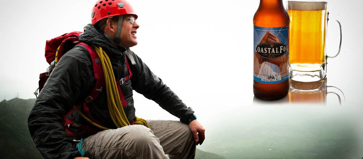 Beer test shoot with Longboard & Coastal Fog