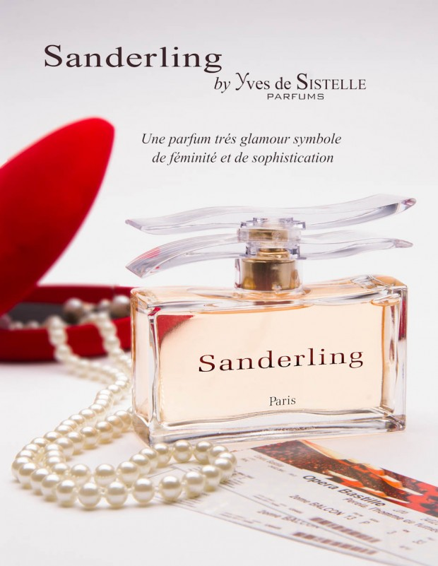 Sanderling - French Parfum - Eric Muetterties Photography