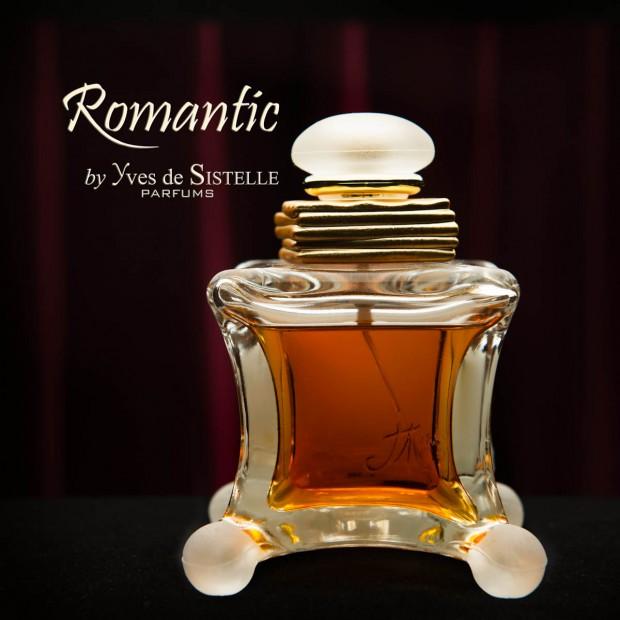 Romantic perfume by Yves de Sistelle - Photographer Eric Muetterties Dublin, CA