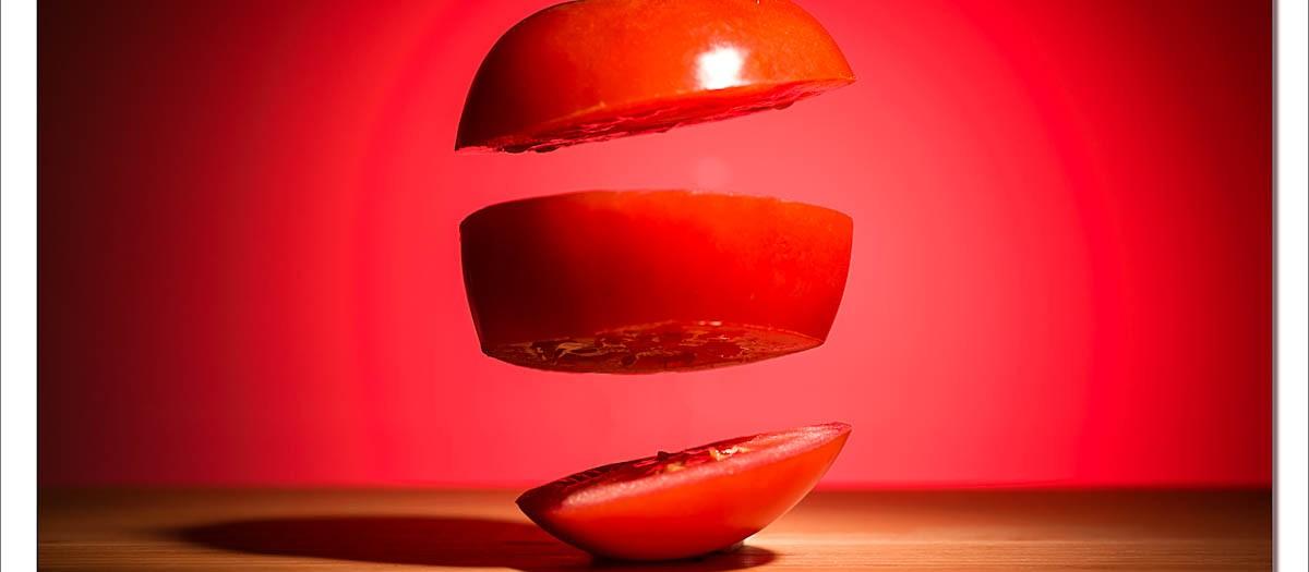 Tomato or tomatoe ? - Food concepts